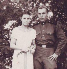 . Автор - фото изсемейного архива А.М.Галуна