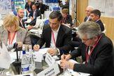 Союзмашевцы – на Петербургском международном экономическом форуме