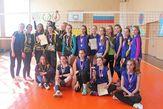 Открытый турнир по волейболу напризы ПАО ААК «ПРОГРЕСС»