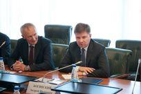 Андрей Богинский и врио губернатора Приморского края обсудили развитие авиакомпании «Прогресс»