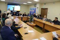 Приморское региональное отделение СоюзМаш России и Общественная организация «Союз пенсионеров России» Приморья подписали соглашение осотрудничестве и взаимодействии