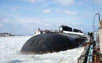 АПЛ «Омск» спущена на воду