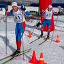 Лыжники ПАО ААК «Прогресс» завоевали серебро на Корпоративных Играх «Ростех»