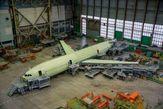 Первый летный образец Ил-96-400М передали в цех окончательной сборки